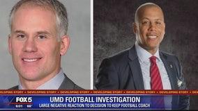 Student government association wants Maryland head football coach DJ Durkin fired