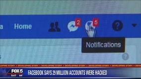 Facebook: Hackers accessed personal data from 29 million accounts