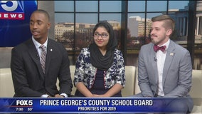 Priorities for 2019 for Prince George's County school board