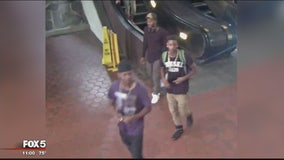 Teen Shot on Metro Train
