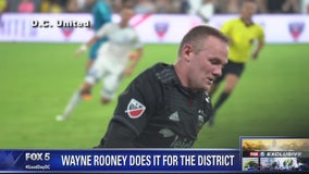 DO IT FOR THE DISTRICT: Wayne Rooney talks to FOX 5
