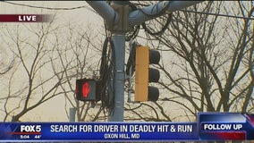 Police seek help in identifying victim, driver in deadly Oxon Hill hit-and-run