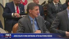 Michael Flynn sentencing postponed