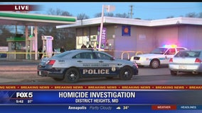 Person fatally shot at District Heights gas station