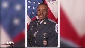 Fallen Prince George's County Police Cpl. Mujahid Ramzziddin laid to rest