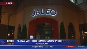 DC restaurants prepare for 'A Day Without Immigrants' protest