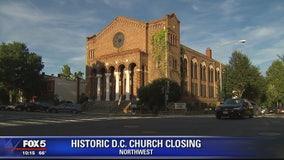 Historic Black Northwest church closing its doors