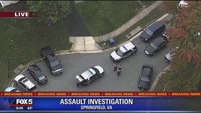 Fairfax County police investigating assault in Springfield