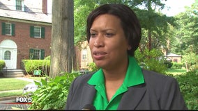 DC Mayor Muriel Bowser fires back at President Trump on military parade cost