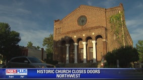 Historic Northwest DC Church closes its doors after over a century