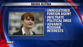US arrests, accuses woman of acting as Russian agent