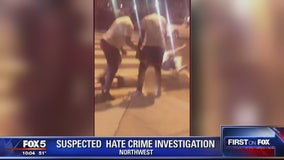 Police searching for 3 suspects in vicious U Street attack captured on video