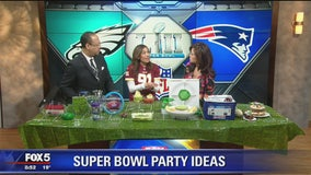 Super Bowl party foods and ideas