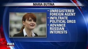 Woman accused of working as covert Russian agent
