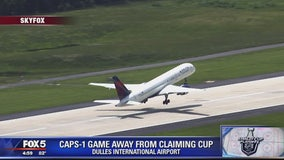 Capitals head to Las Vegas for Game 5 of Stanley Cup Final