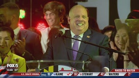 Larry Hogan wins re-election as Maryland governor