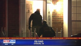 FBI raid in Sterling