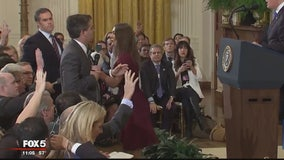 White House revokes CNN reporter Jim Acosta's press pass