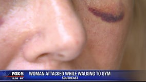 Woman attacked walking to the gym in Capitol Hill