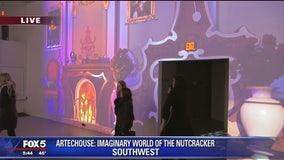 Catch the Imaginary World of The Nutcracker at Artechouse