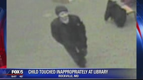 Person of interest sought in case of inappropriate touching of young girl inside Rockville library