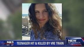 Mother of Va. girl fatally struck by train talks to FOX 5