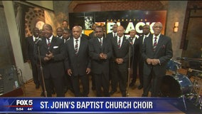 Celebrating Black History Month: St. John's Baptist Church Men's Choir