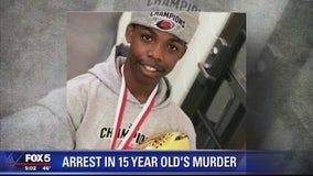 Arrest made in deadly shooting of Anacostia High School student