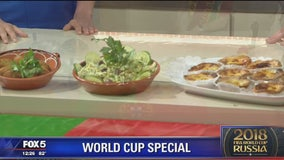 Cooking with Como: Celebrating Portugal's FIFA World Cup success with Portuguese cuisine