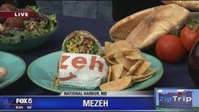 Zip Trip National Harbor: Mezeh Mediterranean Grill