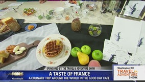Cooking with Como: A taste of France