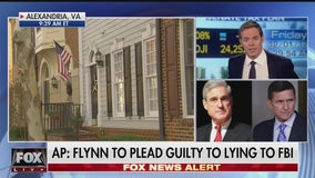 Michael Flynn charged with making false statements to FBI