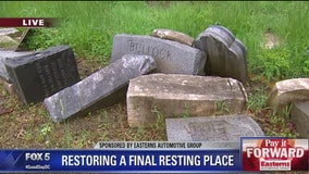 Pay It Forward: Restoring historic African American cemetery in Southeast DC