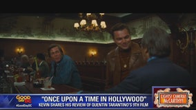 Kevin reviews 'Once Upon a Time in Hollywood'