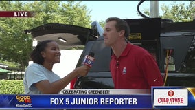 Greenbelt | Zip Trip: Cold Stone Creamery Junior Reporter