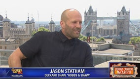 Jason Statham stars in 'Fast and Furious Presents: Hobbs and Shaw'