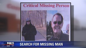 Man with dementia missing in Prince George's County