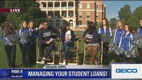 Geico College Cent$ | The University of Mary Washington | FOX 5 College Tour