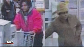 Police looking to identify suspects who stole $7,000 in merchandise from Virginia Walmart