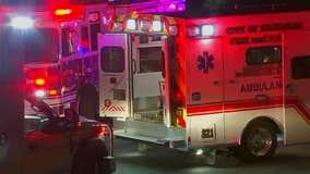 Police officer involved in crash in Prince William County