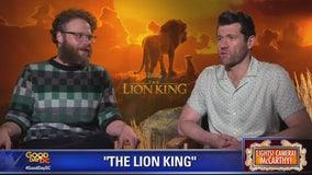 Seth Rogen, Billy Eichner star in 'The Lion King'
