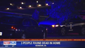 Woman, 2 children found dead in home in Herndon, police say