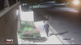 Fairfax County police continue to search for person who spray-painted hate graffiti at Jewish community center