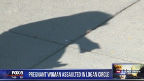 Pregnant woman assaulted in Logan Circle