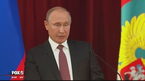 What is the future for Russia as a world power in their relations with the US?