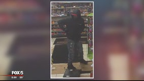 DC police release surveillance photos of suspect in Brentwood gas station homicide