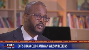 Antwan Wilson resigns from position as head of DC Public Schools