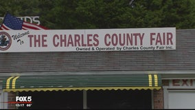 Charles County Fair bans Confederate flags