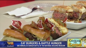 Cooking with Como: The Second Annual DC Burger Battle kicks off on Thursday