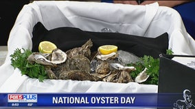 Shuck it up for National Oyster Day